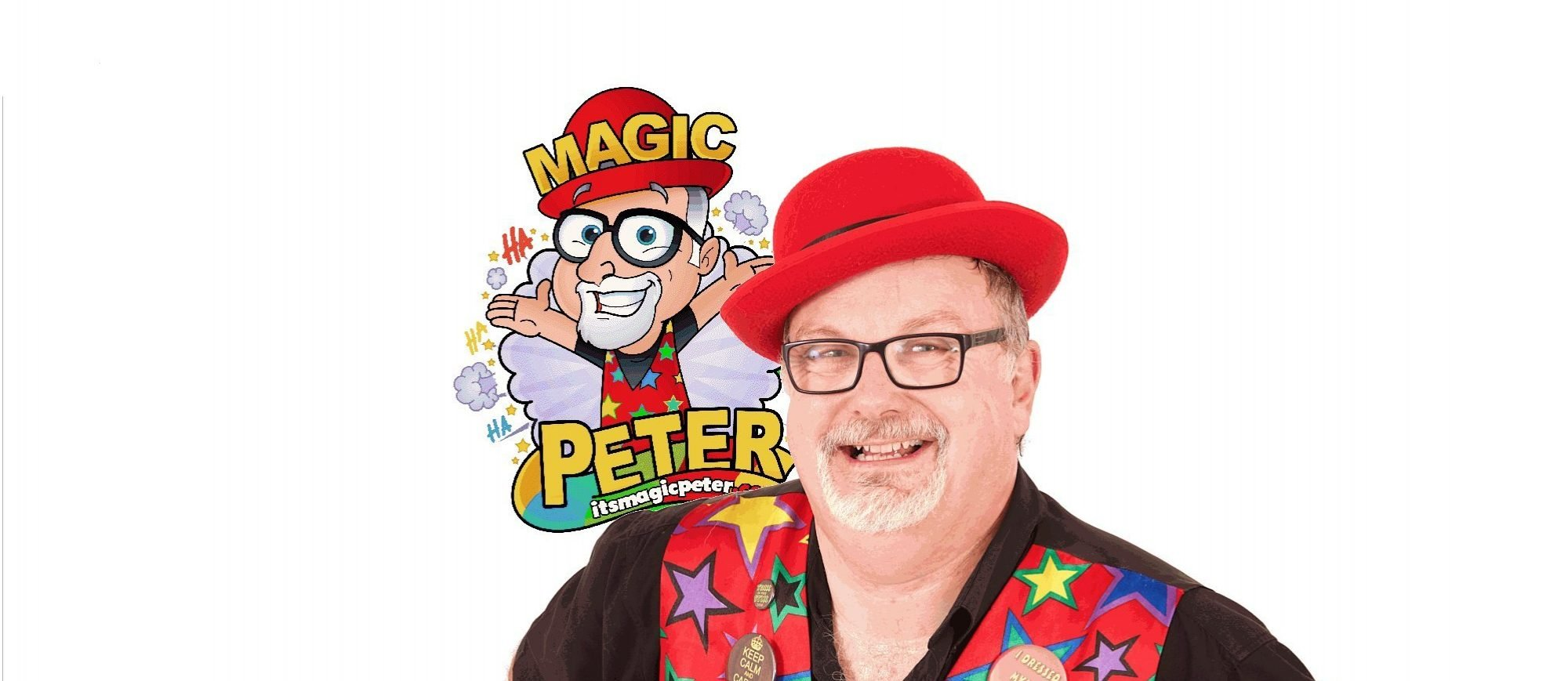 It's Magic Peter